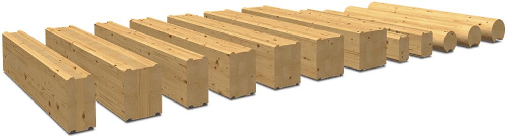 drvene kuće honka